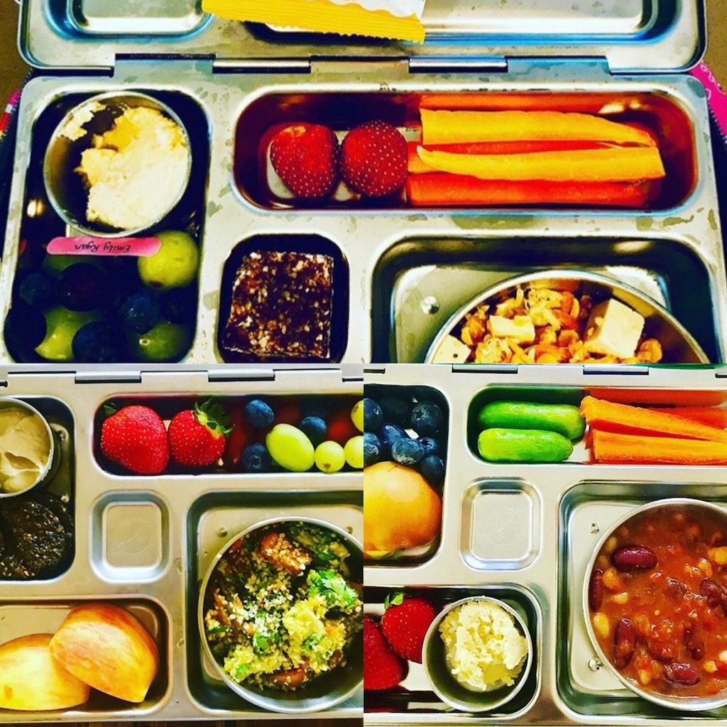 Sharing my daughters lunch box ideas!