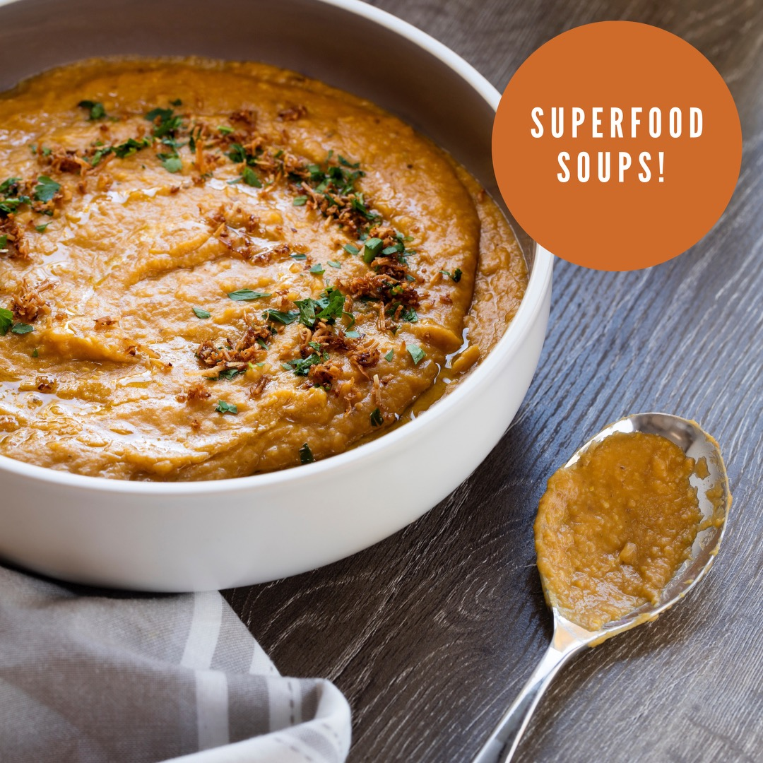 Superfood Soups for Winter