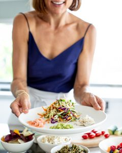 Personalised food plan and supplement regime