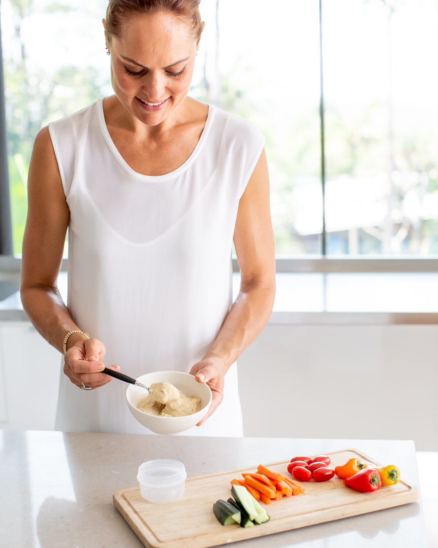 After receiving your completed questionnaire, I will spend time before your session creating your personalised food plan and supplement regime.