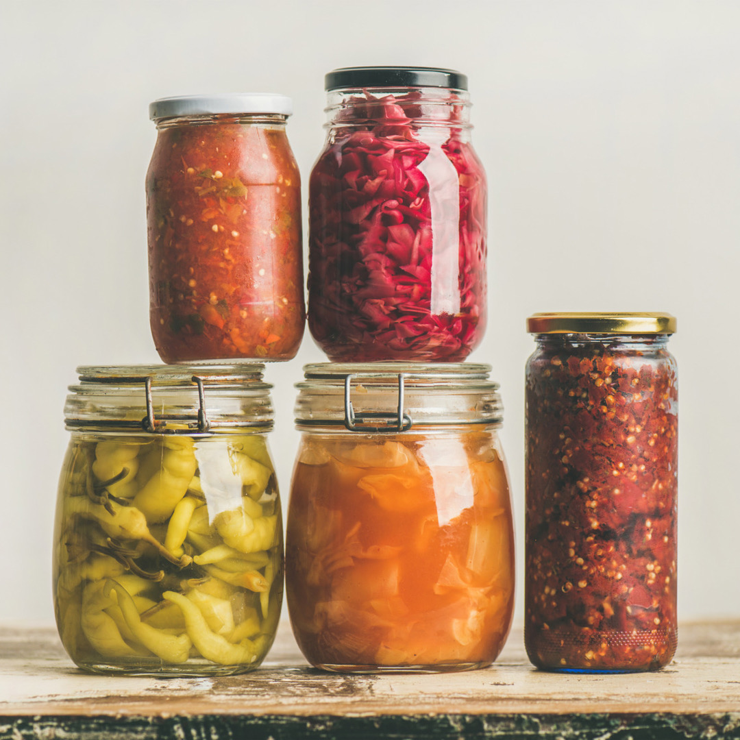 Fermented Foods & Microbiome Diversity