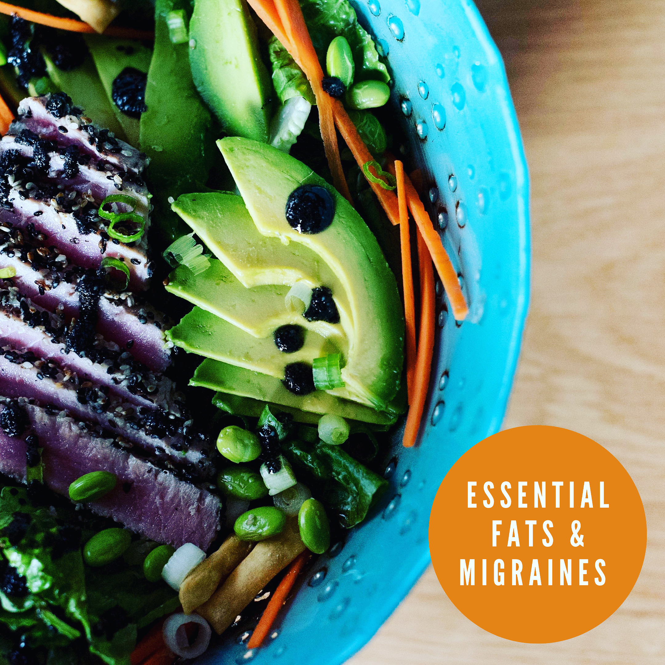 Essential Fats and Migraines