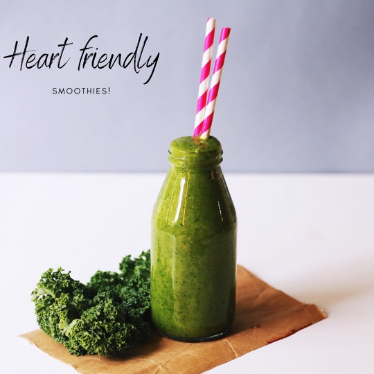 Heart Friendly Smoothies